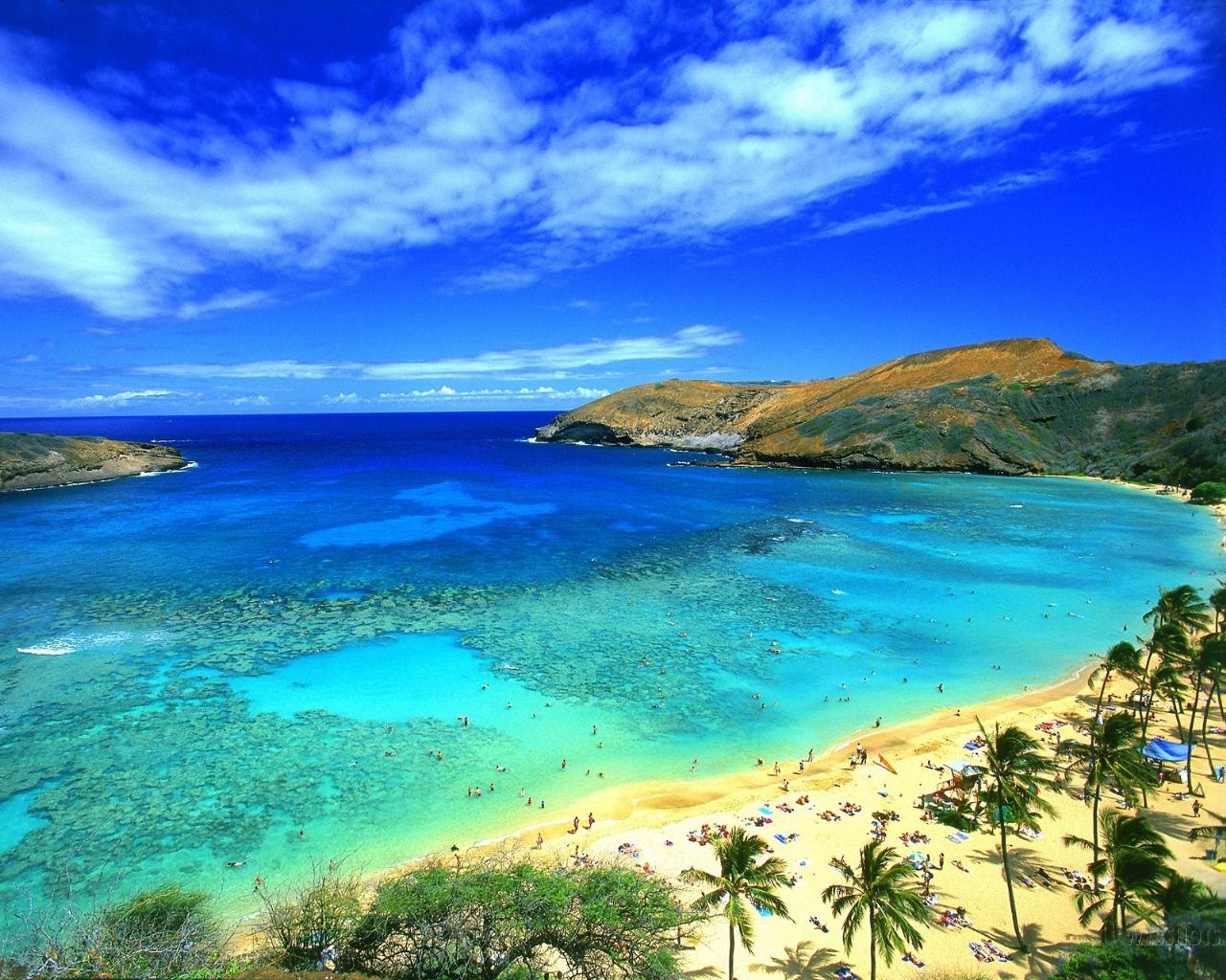 hawaii beach sands