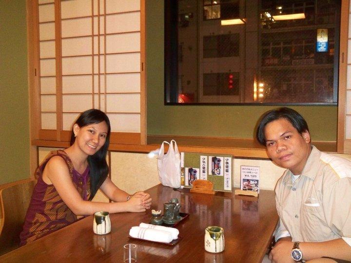 Osaka Japan Dotonbori Eel Restaurant