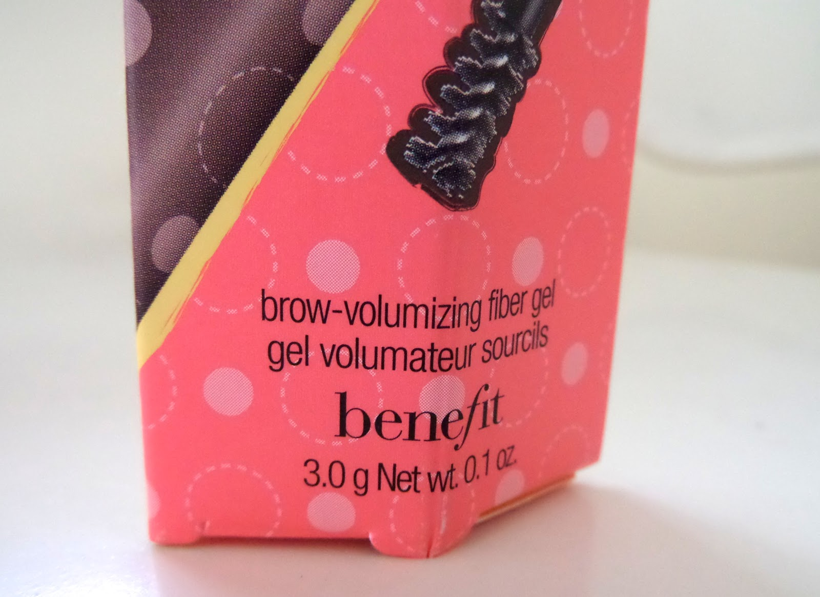 Benefit Cosmetics Gimme Brow Volume Gel