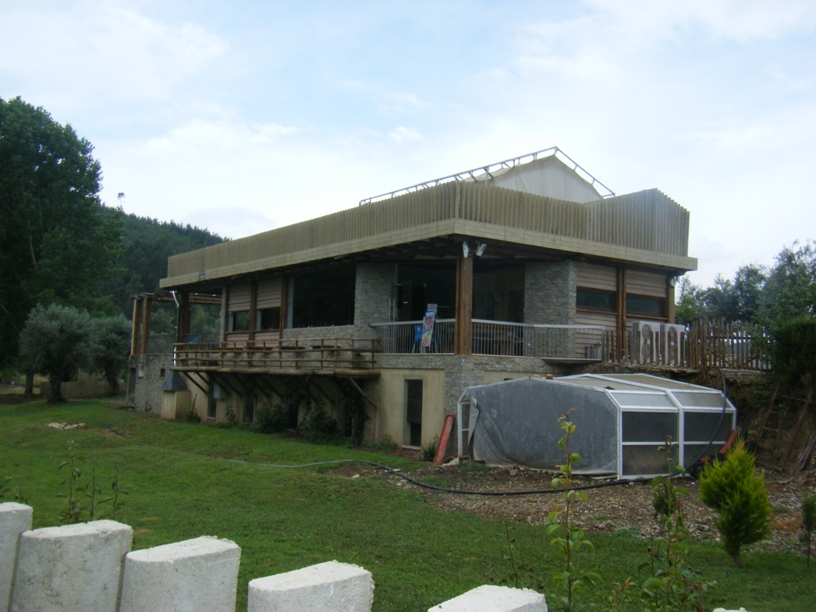 Exterior Koyzas Goumet Bar