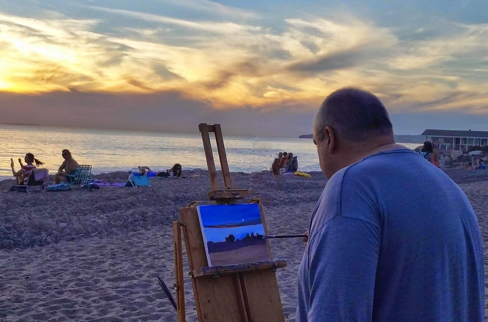 Googliercom Mongolia Search Date 2018 10 19 Onde Ketawa By Dapur Buamp039e Sf Dr Drew Painting En Plein Air At San Clemente Beach In Ca