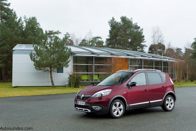 Genf 2013: Renault Scénic Xmod