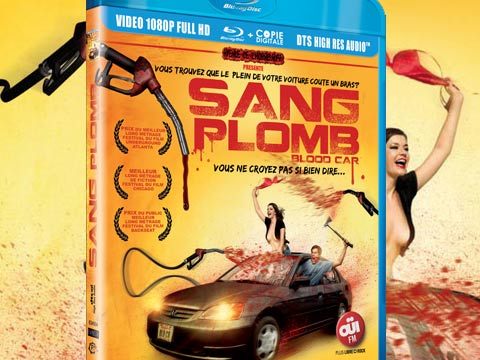 DVD de Sang Plomb