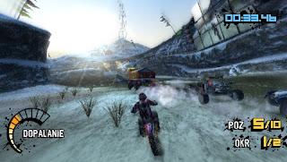 Free Download MotorStorm Arctic Edge PSP Game Photo