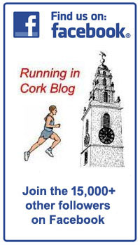 Running in Cork on Facebook