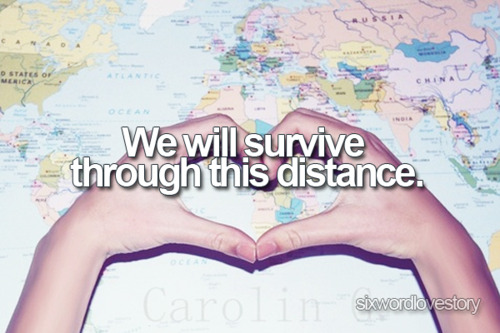 You Are Not Alone: Long Distance Relationship Quotes