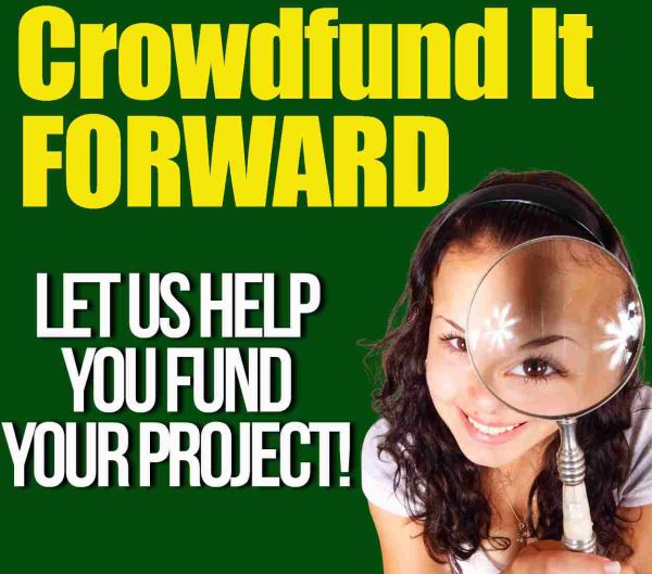 Have a Willing-Team-of-Crowdfunding-Donors – who are WAITING to contribute to projects World-wide