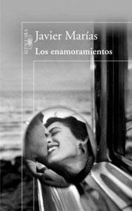 Portada de Los enamoramientos, de Javier Marías