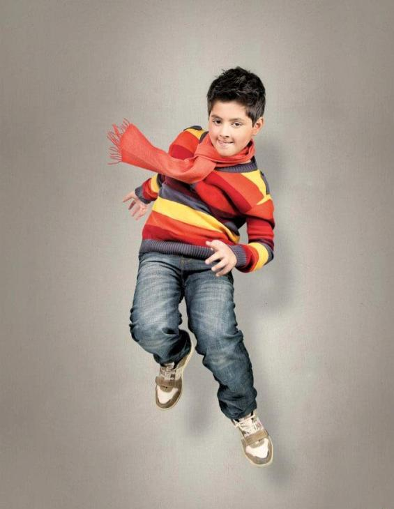 Kids Wintertime season Fashion Outfits by Minnie Kids Fall winter collection 2011-12