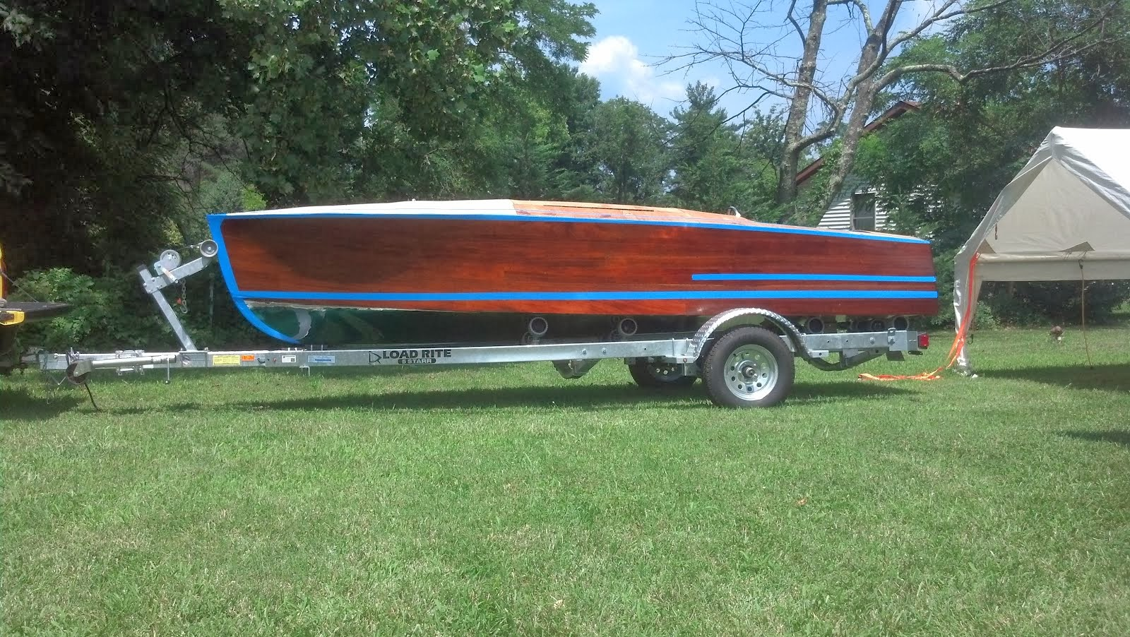 New Build-16' Garwood