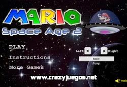 Jugar Mario Space Age 2