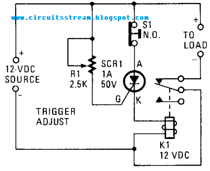 Over Voltage Protection Circuit Diagram on solar inverter datasheet