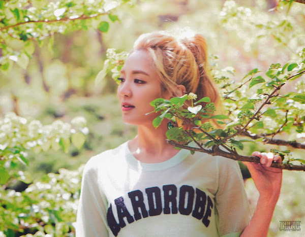 SNSD The Best Hyoyeon