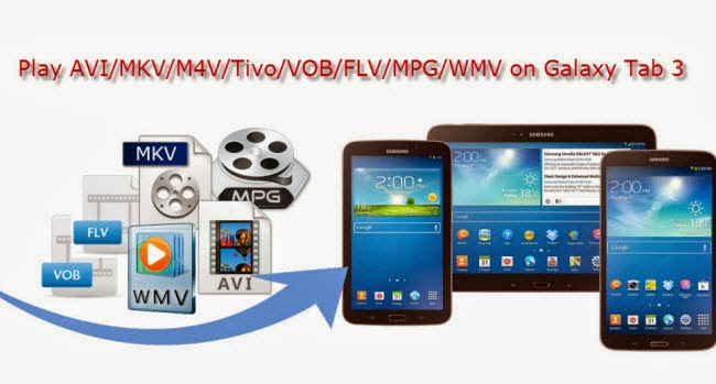 put and play hd videos on galaxy tab 3