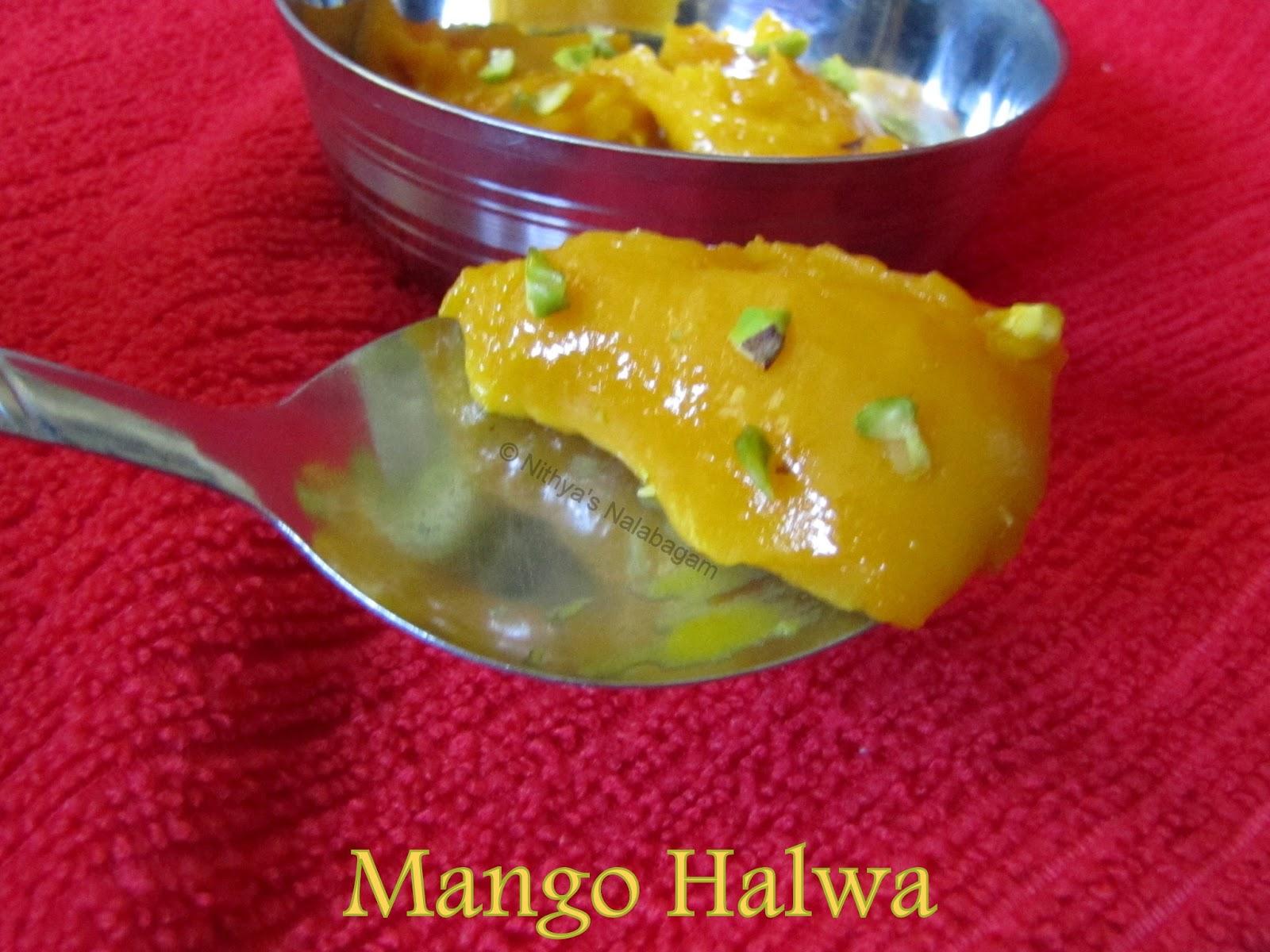 Mango Halwa