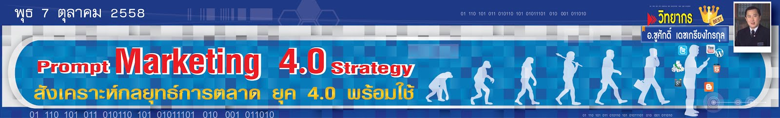 Digital Marketing  4.0