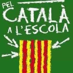 Pel català a l'escola