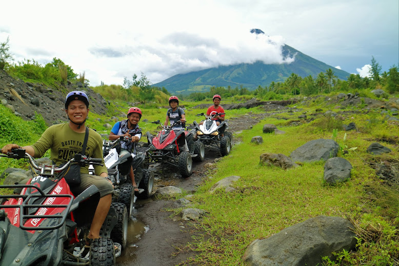 ATV Rides: More Fun In Legazpi!