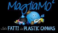 magliamo' - plastic canvas