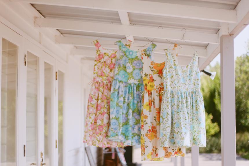 floral bridesmaid dresses melbourne