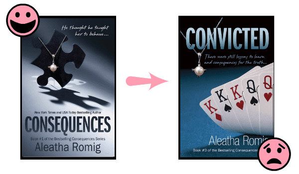 Consequences by Aleatha Romig and Convicted by Aleatha Romig