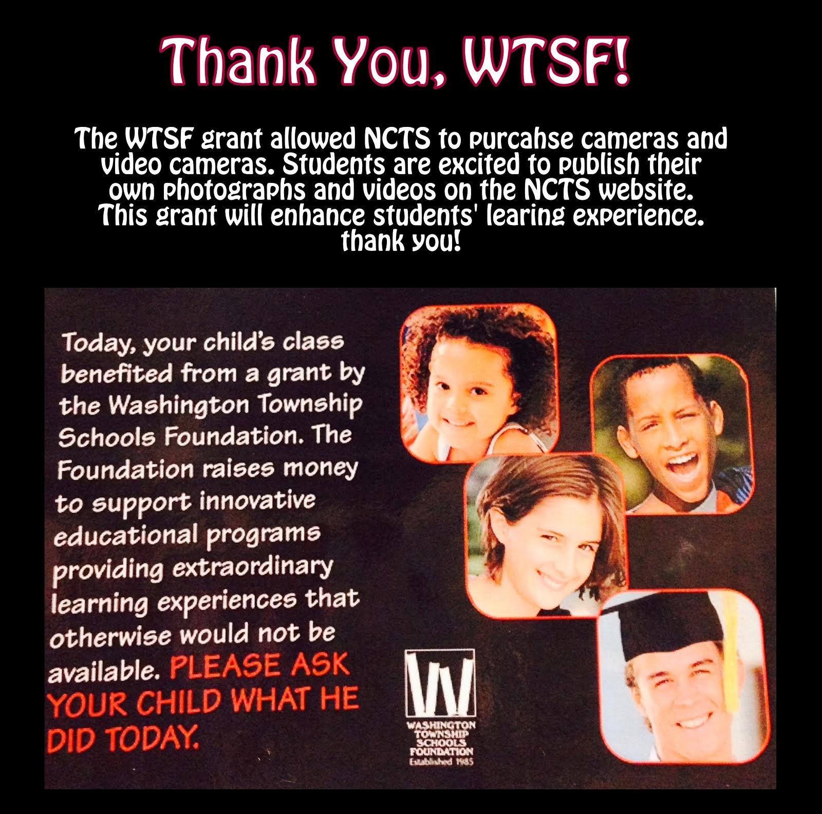 WTSF Grant