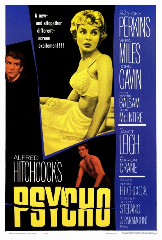 film reviews from the cosmic catacombs psycho 1960 review. Black Bedroom Furniture Sets. Home Design Ideas