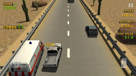 Download Traffic Racer APK 1.6.5 free game for Android