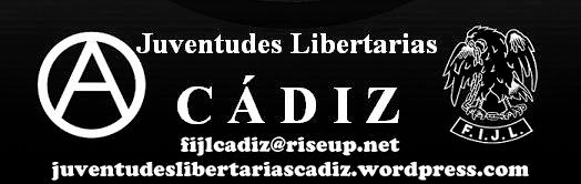 enlace a Juventudes Libertarias de Cádiz