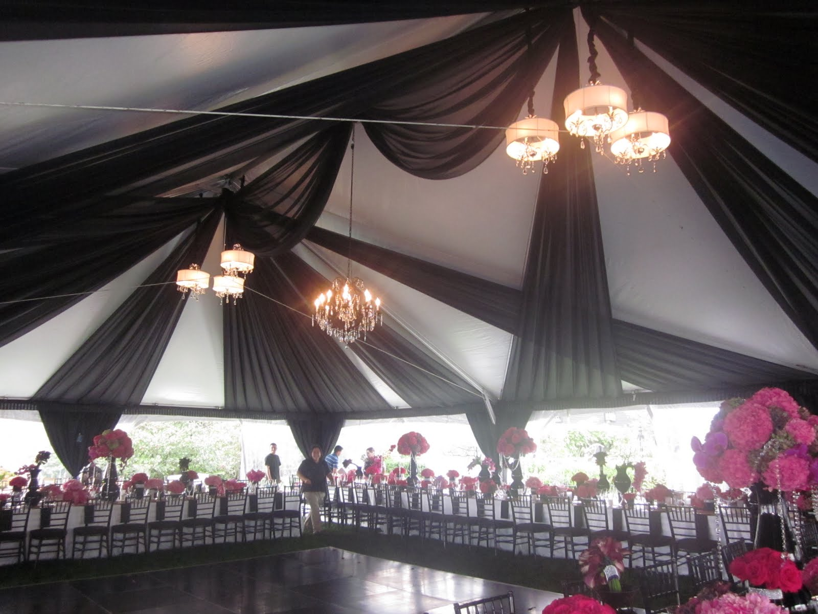 A Gothic Wedding - Capers Catering