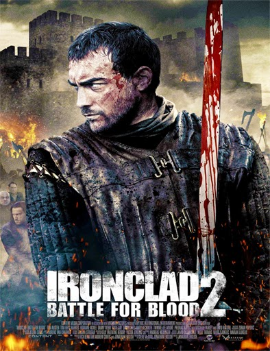 Ver Ironclad: Battle for Blood (2014) Online