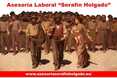 ASESORÍA LABORAL SERAFÍN HOLGADO