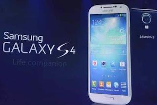Samsung Galaxy S 4 Resmi di Luncurkan