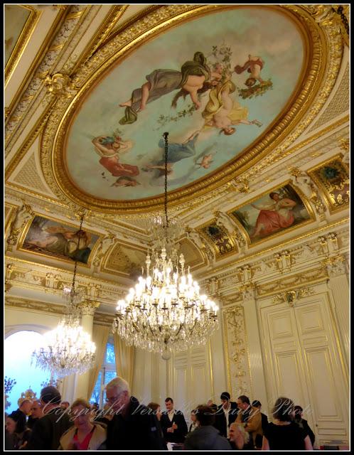 Salon préfecture Versailles Yvelines Hôtel du département
