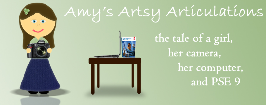 Amy&#39;s Artsy Articulations