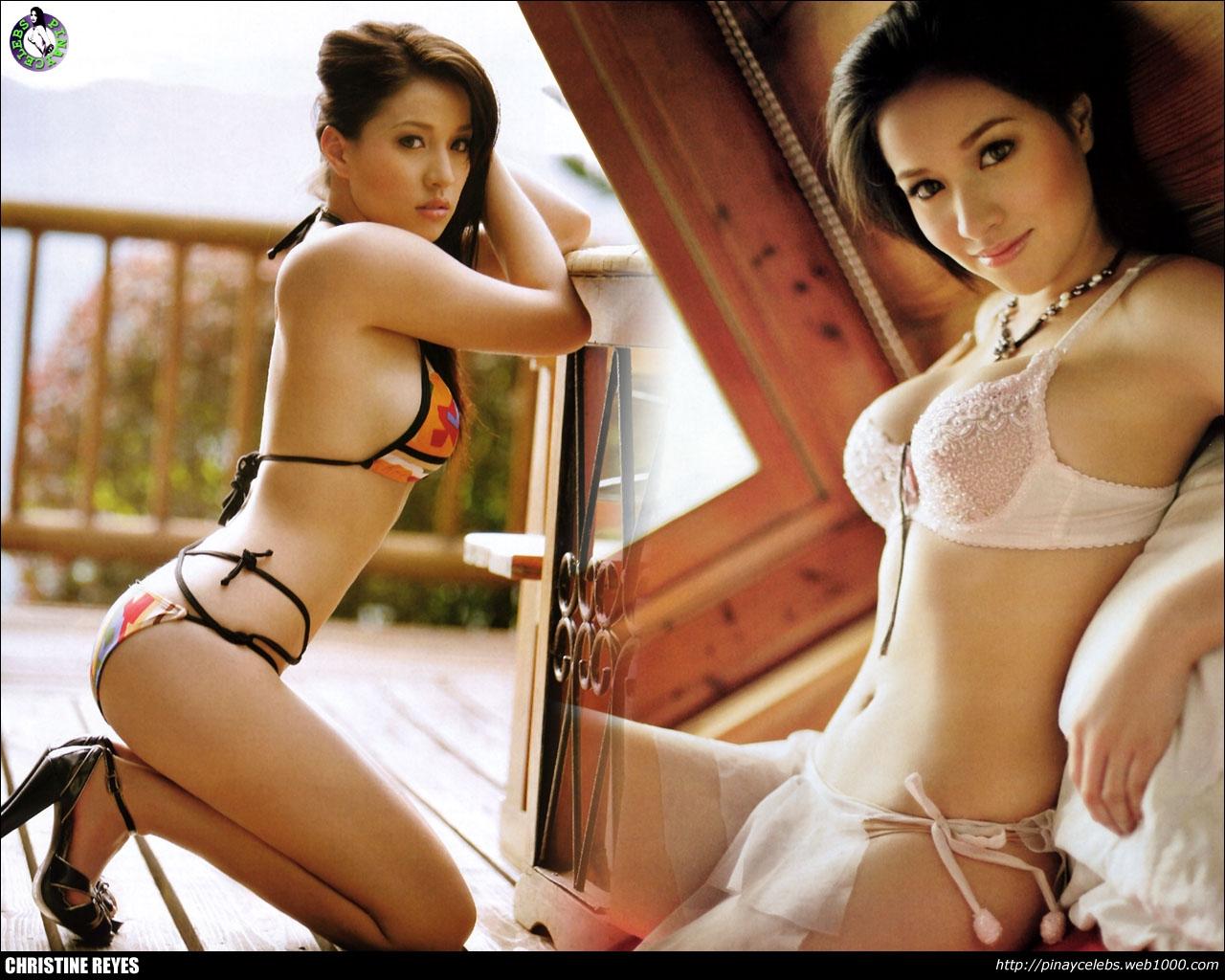Another Cristine Reyes in Bikini Photos