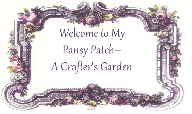 My Pansy Patch