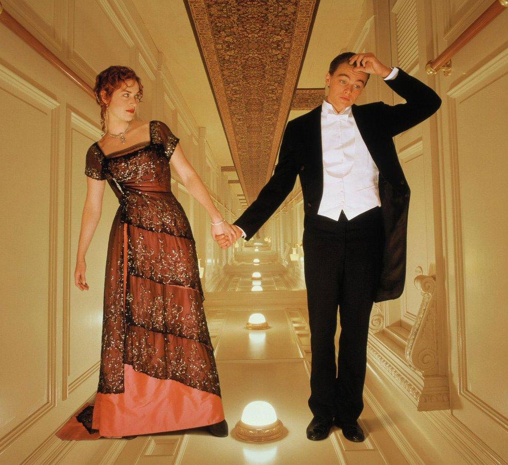 Titanic Movie: Enchanted Serenity Of Period Films: Titanic (1997