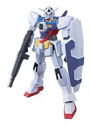 GB (Gage-ing Builder) 1/100 Gundam AGE-1 Normal