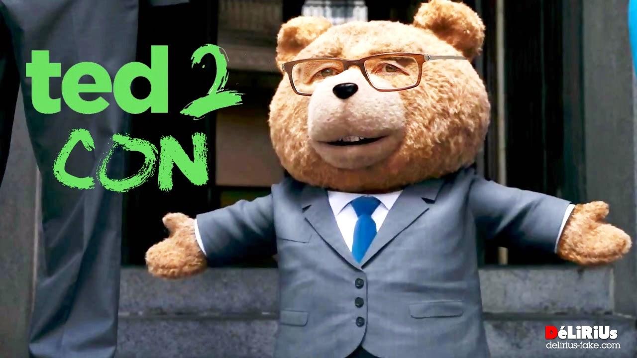 La parodie de Ted 2 bientôt au cinéma