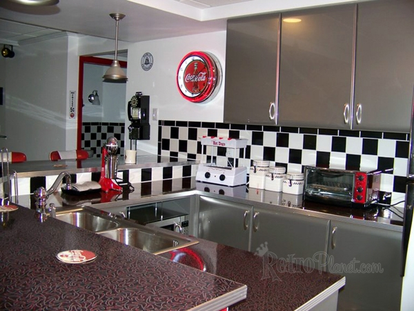 50s diner decorating ideas images for 50 s style kitchen designs