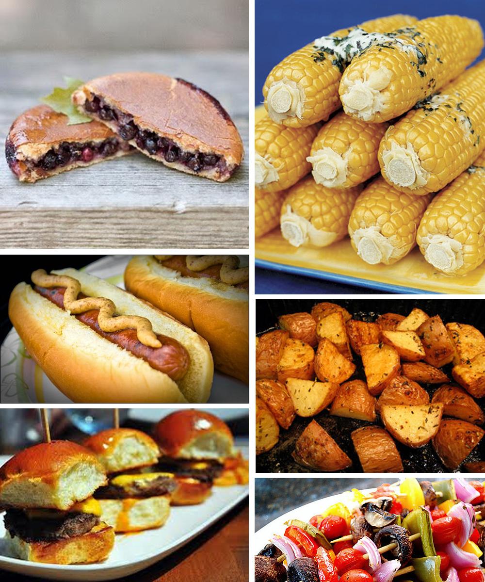 Camp Food Ideas: Party Invitations Ideas