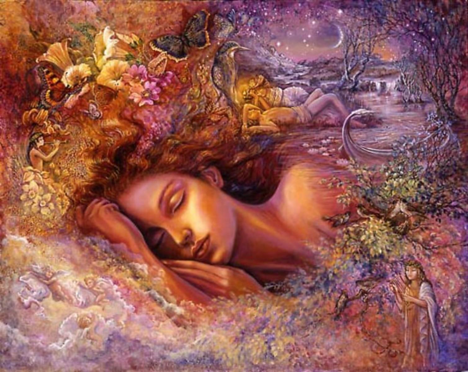 Resultado de imagen para mujeres soñando