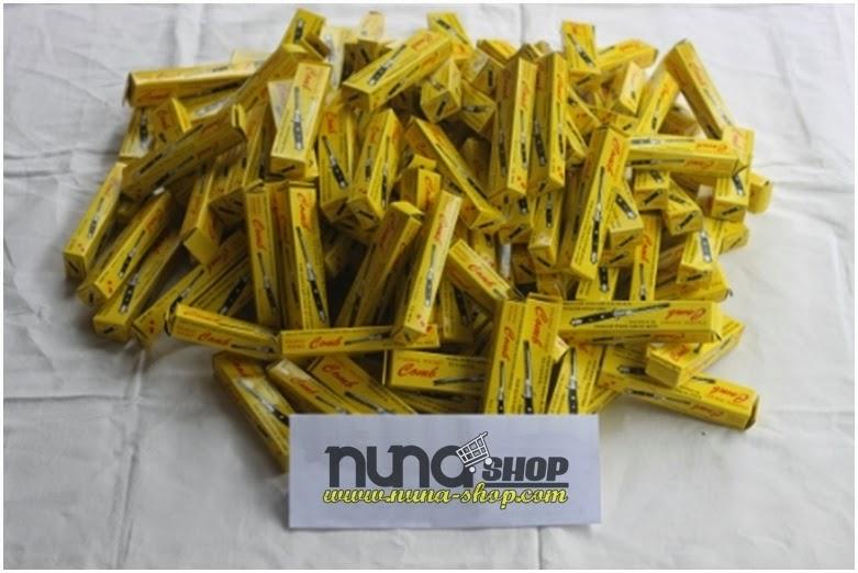 Koleksi Sisir Lipat Switchblade Comb Jungkat Minyak Rambut Pomade