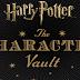 Veja páginas do livro Harry Potter: The Character Vault, a ser lançado em outubro!