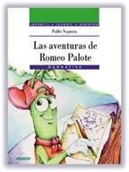 LAS  AVENTURAS DE ROMEO PALOTE- PABLO NOGUERA