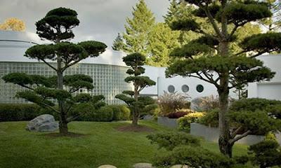 Modern Fusion Style Garden Design-2