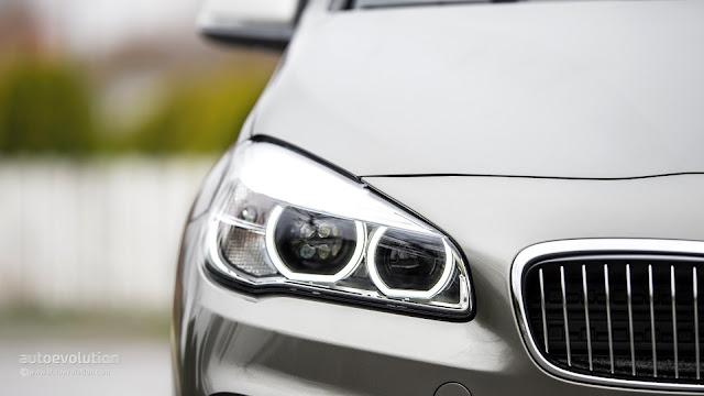 2015 BMW 2 Series Active Tourer