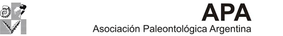 Asociación Paleontológica Argentina