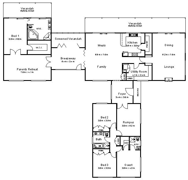Australian house plans home christmas decoration for House designs australia